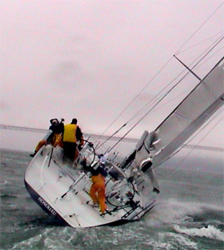 A Thrilling Start to the Pacific Cup 2002