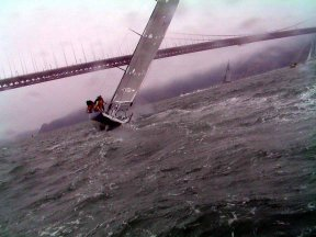 Pacific Cup San Francisco Start